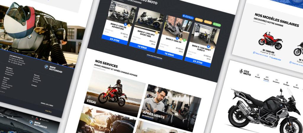 site web BMW Motorrad